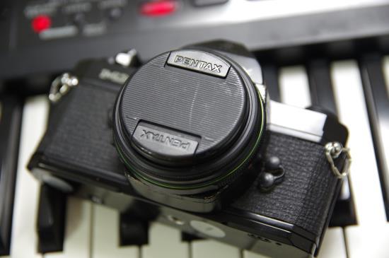 smc PENTAX-DA 40mm F2.8 Limited
