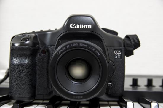 Canon EOS 5D 初代