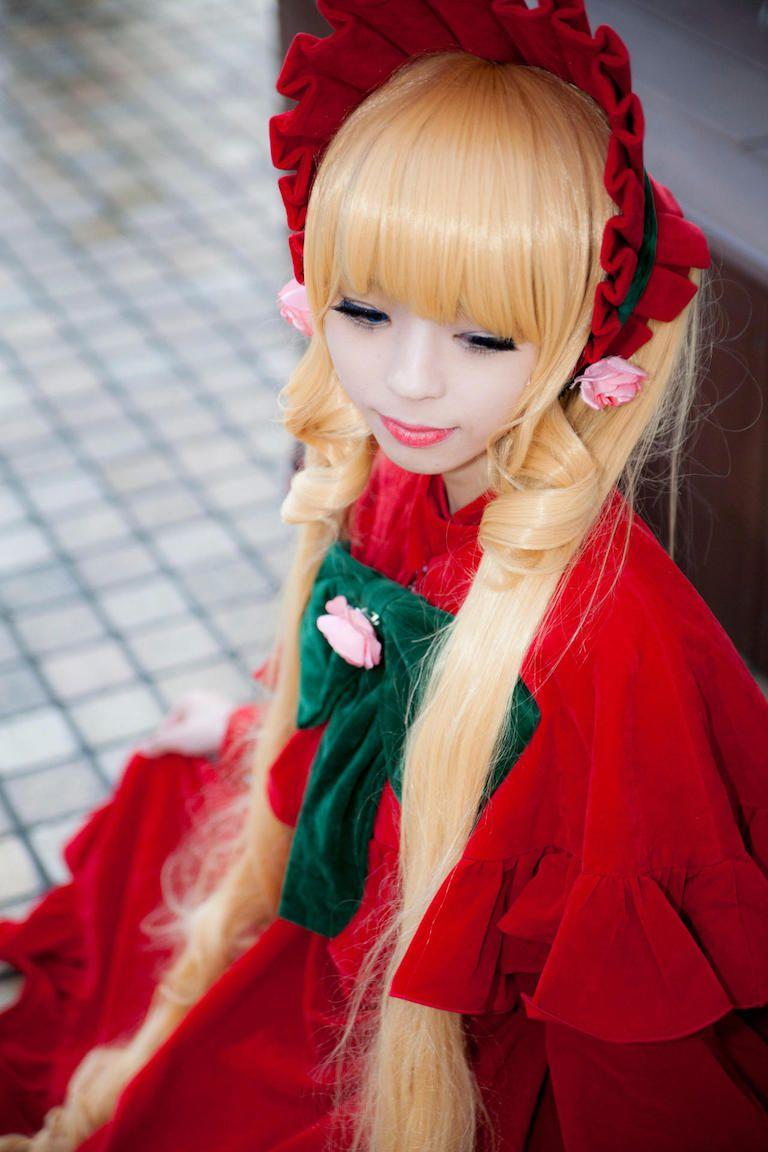 Canon EOS 5D 初代 コスプレ撮影 作例 ローゼンメイデン 真紅 高画質