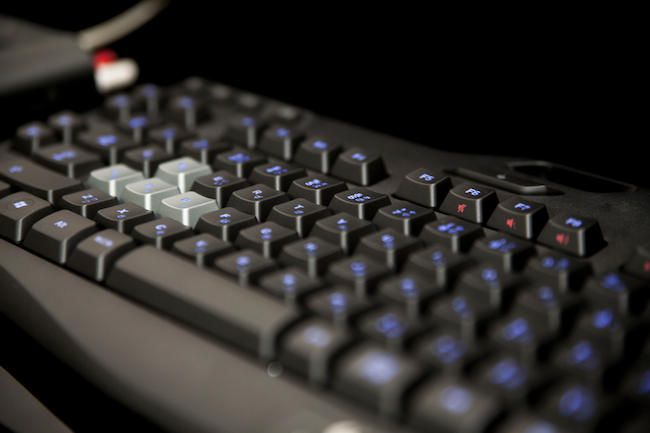 Logicool Gaming Keyboard G105 レビュー 質感
