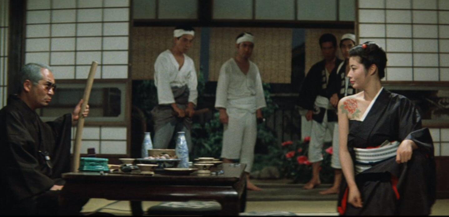 SHIROBAKO パロ 緋牡丹博徒