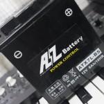 YBR125 MFタイプで使えるバッテリー