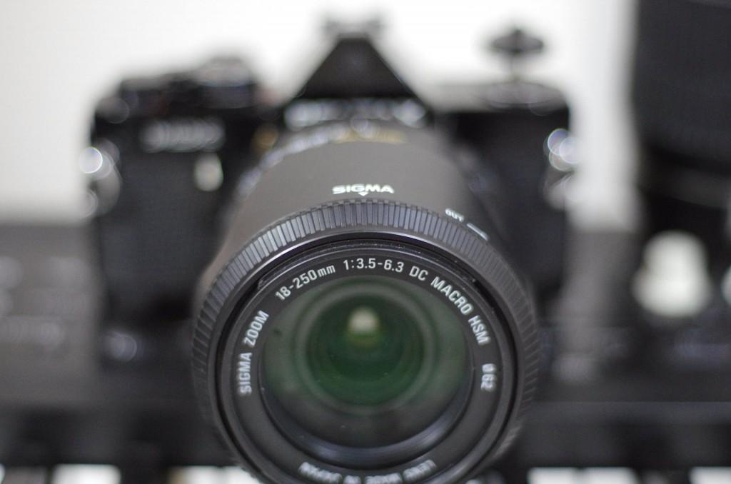 PENTAX K-5 iis PENTAX-M 50mm f1.7
