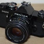 PENTAX MX を手に入れた話。