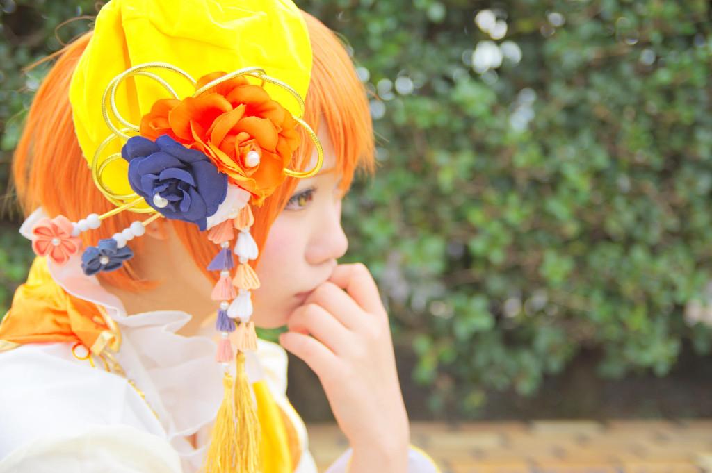 アコスタ2016/3/6 コスプレ撮影 ラブライブ! 星空凛