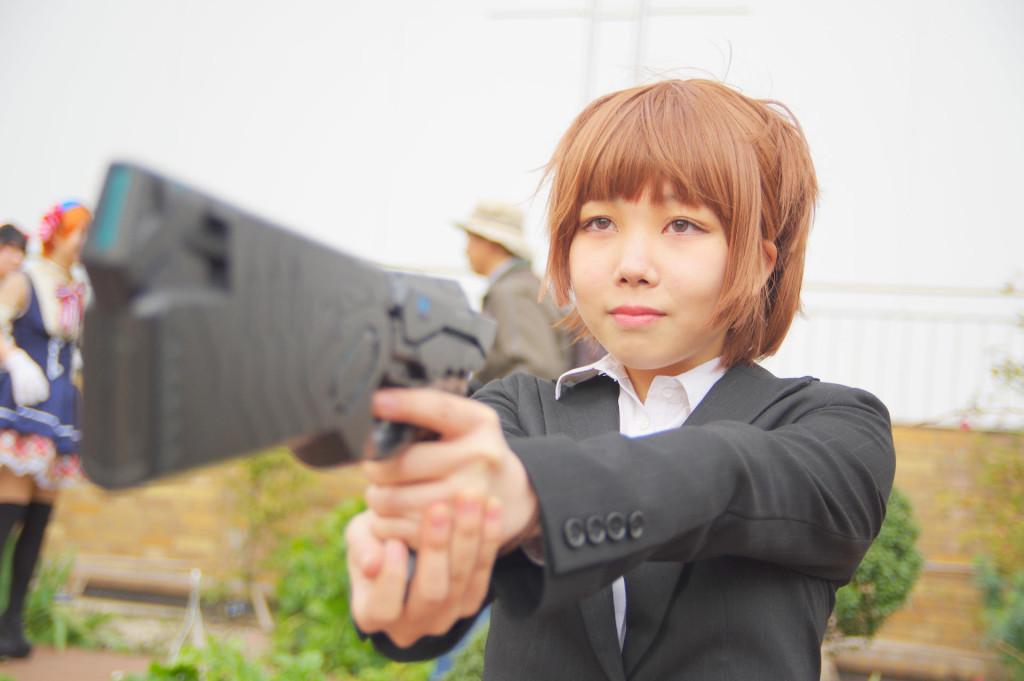 アコスタ2016/3/6 コスプレ撮影 PSYCHO-PASS