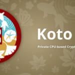 KOTO CASH ハードフォーク成功